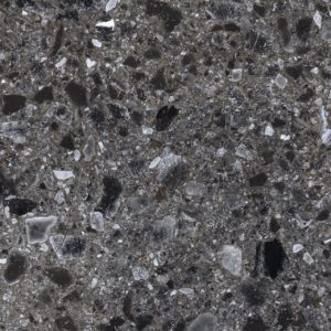 Керамогранит KERRANOVA «Terrazzo» Dark Grey K-333/MR (60Х60Х1 см)