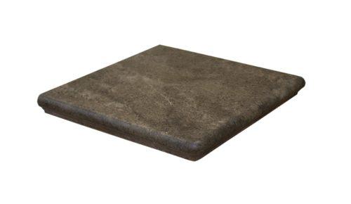 Ступень угловая Interbau & Blink «Abell» 272 Орехово-коричневый (32Х32Х0.95 см)