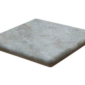 Ступень угловая Interbau & Blink «Abell» 274 Серебристо-серый (32Х32Х0.95 см)