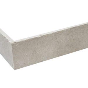 Угловой элемент Interbau & Blink «Brick Loft» INT 571 Vanille (24/11.5Х4Х7.1Х1см)