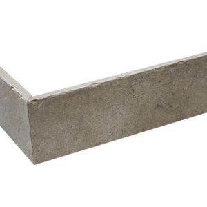 Угловой элемент Interbau & Blink «Brick Loft» INT 572 Taupe (24/11.5Х4Х7.1Х1см)