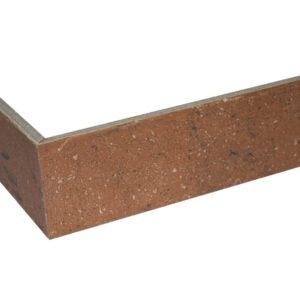 Угловой элемент Interbau & Blink «Brick Loft» INT 573 Ziegel (24/11.5Х4Х7.1Х1см)