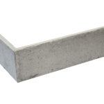 Угловой элемент Interbau & Blink «Brick Loft» INT 574 Hellgrau (24/11.5Х4Х7.1Х1см)