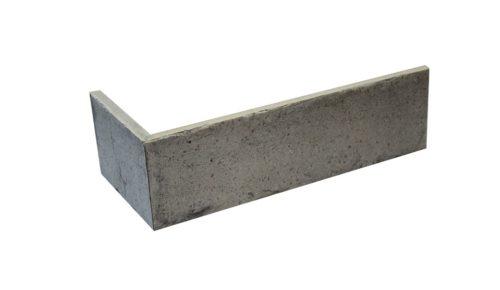 Угловой элемент Interbau & Blink «Brick Loft» INT 575 Felsgrau (24/11.5Х4Х7.1Х1см)