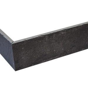 Угловой элемент Interbau & Blink «Brick Loft» INT 576 Anthrazit (24/11.5Х4Х7.1Х1см)