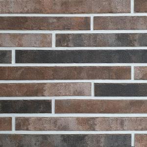 Плитка под кирпич DeKeramik «Quarzit» DKK 853 Монацит, ригель(46.8Х4Х1 см)