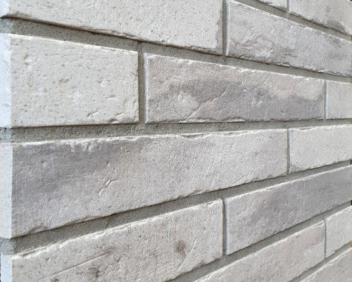 Плитка под кирпич Interbau & Blink «Brick Loft» INT 574 Hellgrau (36Х5.2Х1см)