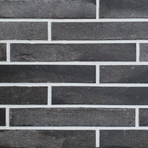 Плитка под кирпич Interbau & Blink «Brick Loft» INT 576 Anthrazit (36Х5.2Х1см)