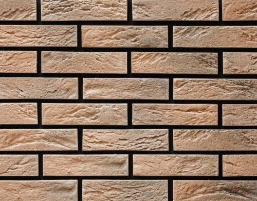 "Декоративный камень Bergstone ""Лофт"" 161601 светло-бежевый (20Х5Х0.4-0.5 см)"