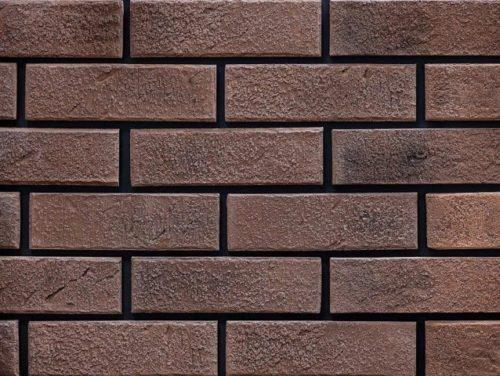 "Декоративный камень Bergstone ""Ганзейская готика"" 162212 медный (24.2Х7Х0.9-1 см)"