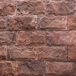 "Декоративный камень Bergstone ""Мраморные пещеры"" 162505 красный (19.3Х9.7Х1.5-2 см)"