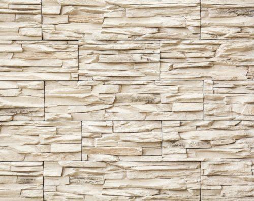 Декоративный камень BERGSTONE «Скалистый берег» 160102 бледно-розовый (19.2/29.4/38.6Х9.9Х3 см)