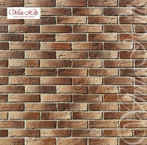 Декоративный камень White Hills «Дерри Брик» 385 00 (19.8Х4.8Х0.9-1см)