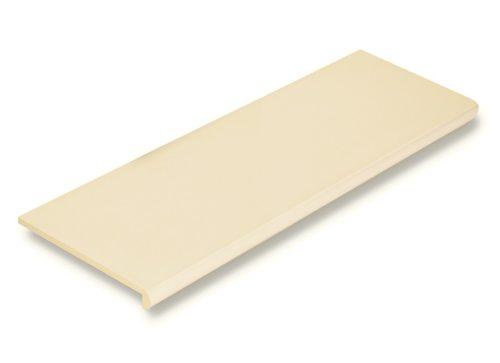 "Монолитная ступень Venatto POLISHED ""Blanco perla"" светло-бежевый (120Х32 см)"